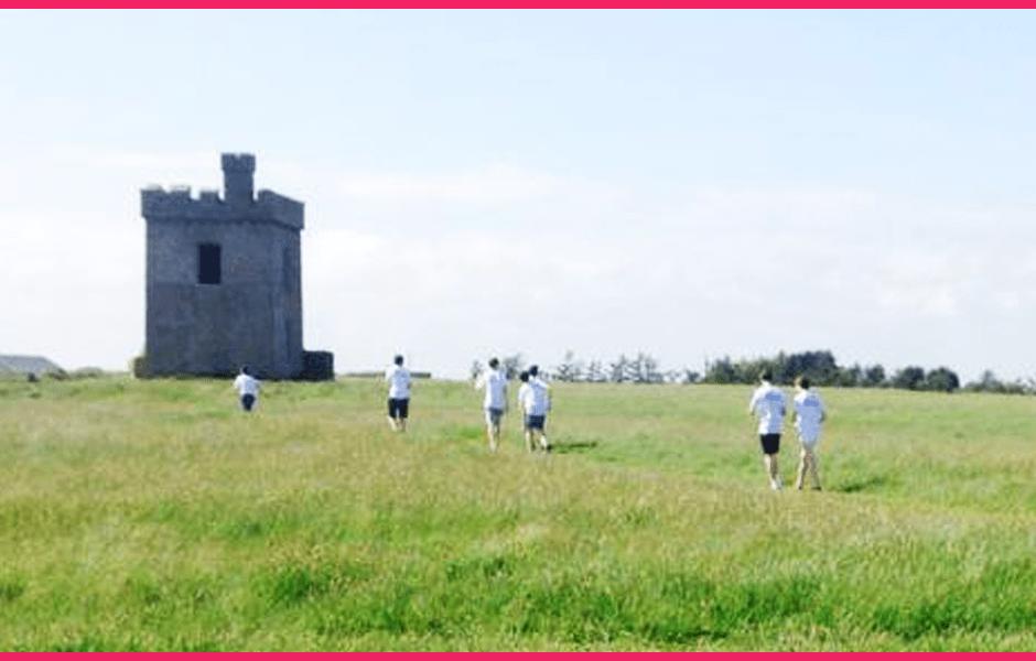 Cliff Walk Ecole De Mer summer courses
