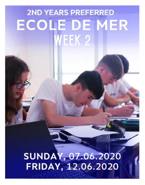 Ecoledemer French week 2