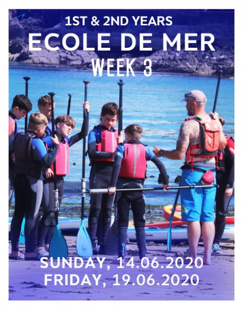 Ecoledemer 2020 Week 3 Course
