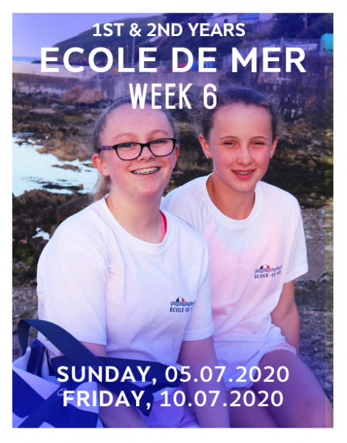 Ecoledemer week 6 french courses
