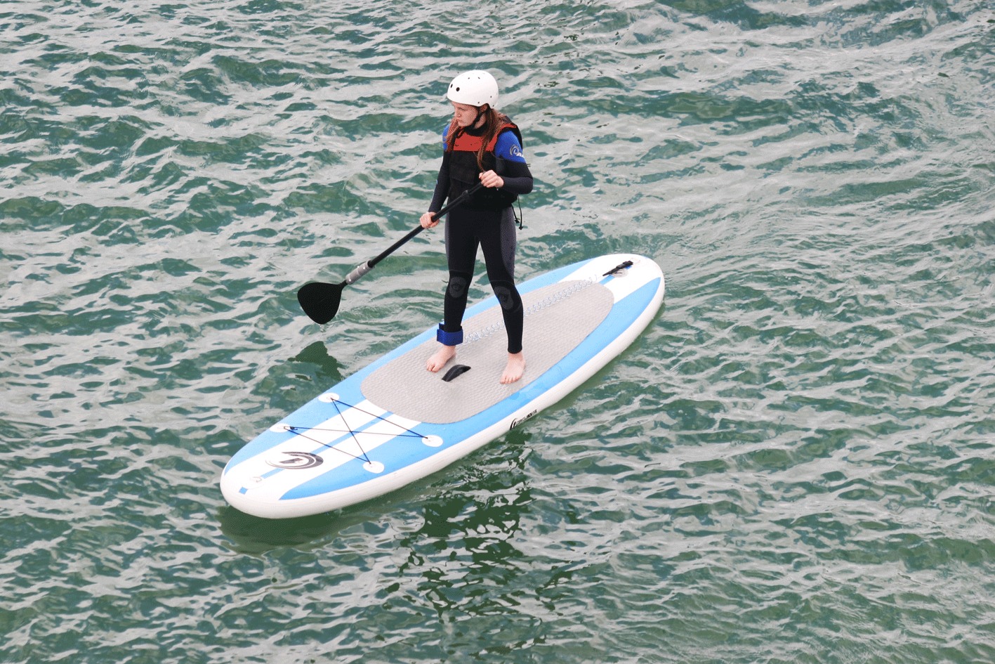 Stand up paddle ecole de mer
