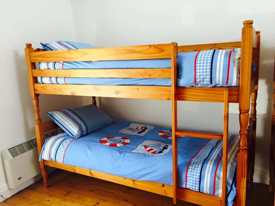 Ecole De Mer Accomodation during residential French language summer camp in Ardmore Ireland