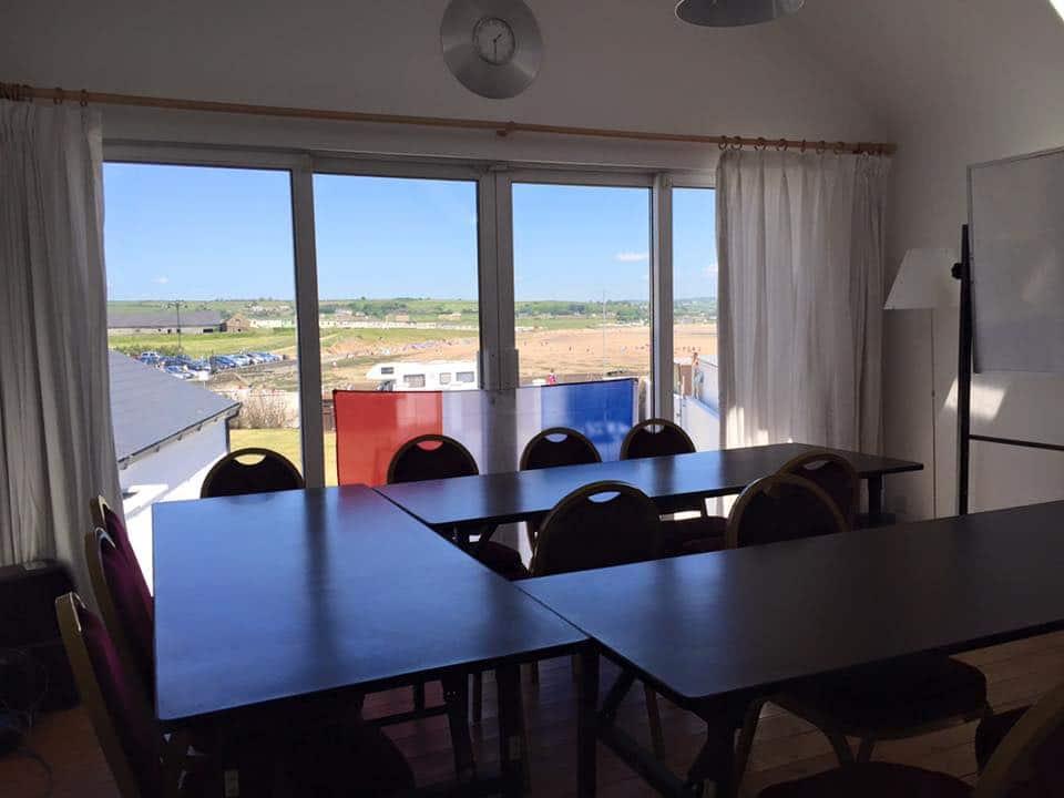 Ecole De Mer Classroom